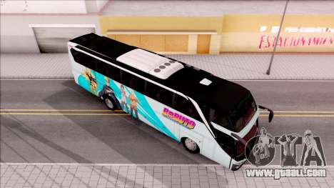 Adi Putro Royal Coach SE Boruto v1 for GTA San Andreas right view