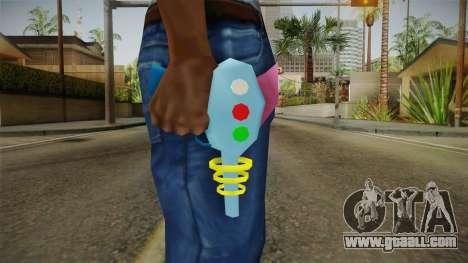 Alien Gun for GTA San Andreas third screenshot