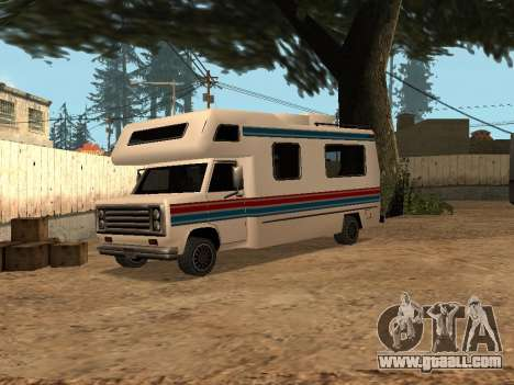 Journey with red and blue stripe for GTA San Andreas