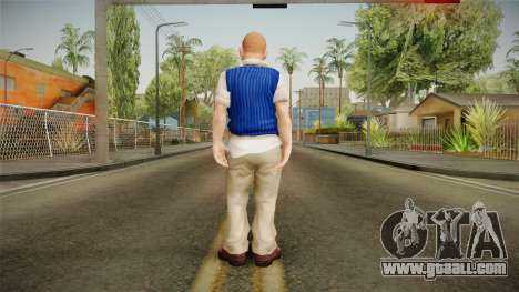 Jimmy Hopkins Skin for GTA San Andreas third screenshot