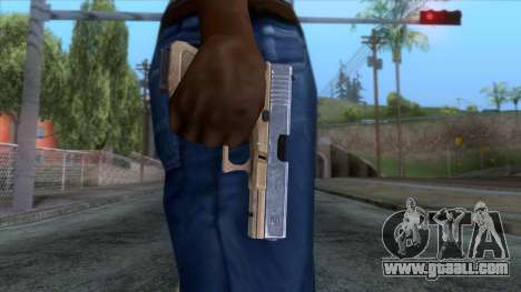 Glock 17 v3 for GTA San Andreas third screenshot