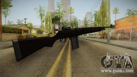M-14 Rifle for GTA San Andreas third screenshot