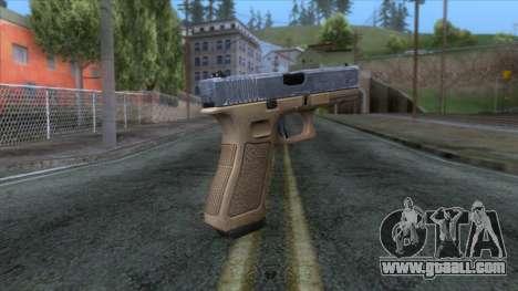 Glock 17 v3 for GTA San Andreas second screenshot