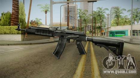 AK-47 Tactical Rifle for GTA San Andreas second screenshot