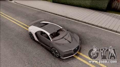 Truffade Nero from GTA V for GTA San Andreas right view