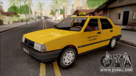 Tofas Sahin Taxi 1999 v2 for GTA San Andreas