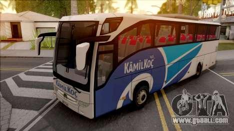 Mercedes-Benz Tourismo Kamil Koç for GTA San Andreas