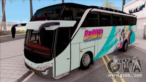 Adi Putro Royal Coach SE Boruto v1 for GTA San Andreas