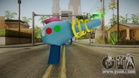 Alien Gun for GTA San Andreas
