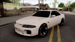 Nissan Skyline R33 v2 for GTA San Andreas