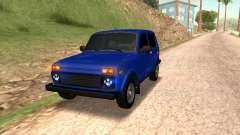 VAZ 2121 Armenian for GTA San Andreas
