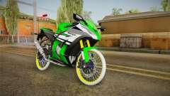 Kawasaki ZX10 R R17