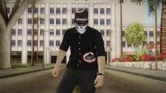 GeoTube Skin for GTA San Andreas