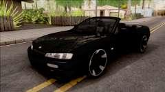 Nissan 200SX Cabrio for GTA San Andreas
