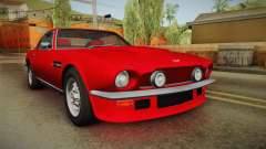 Aston Martin V8 Vantage 1977 HQLM for GTA San Andreas