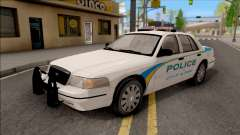 Ford Crown Victoria 2007 Altoona PD for GTA San Andreas