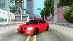 Subaru Impreza WRX Hawkeye Baby Driver v.1 for GTA San Andreas