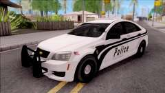 Chevrolet Caprice 2013 Ames Police Department for GTA San Andreas