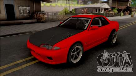 Nissan Skyline R32 Drag v2 for GTA San Andreas