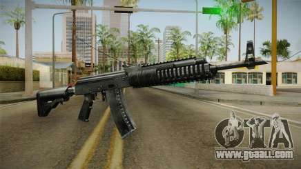 AK-47 Tactical Rifle for GTA San Andreas