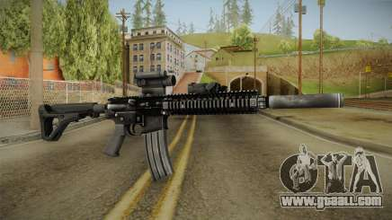 MK18 SAS Rifle for GTA San Andreas