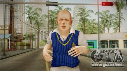 Jimmy Hopkins Skin for GTA San Andreas