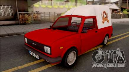 Zastava Poly Pekara for GTA San Andreas