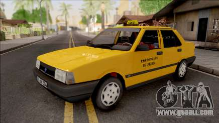 Tofas Sahin Taxi 1999 v2 for GTA San Andreas