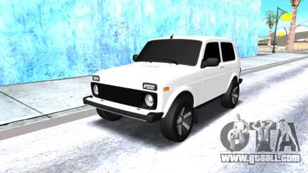 VAZ 2121 Armenian for GTA San Andreas