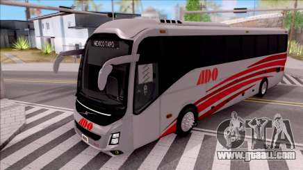 Volvo 9800 4x2 for GTA San Andreas