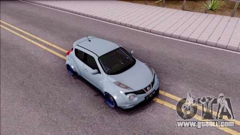 Nissan Juke Nismo RS 2014 Rocket BOUNNY Custom for GTA San Andreas right view
