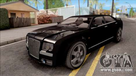 GTA IV Schyster PMP 600 IVF for GTA San Andreas