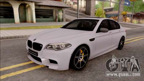 BMW M5 F10 Competition Edition for GTA San Andreas