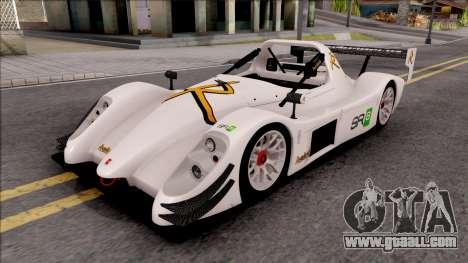 Radical SR8 RX v1 for GTA San Andreas