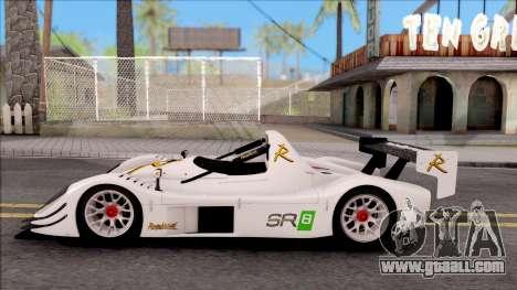 Radical SR8 RX v1 for GTA San Andreas left view