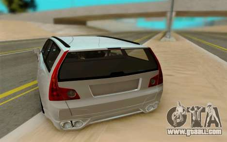 Nissan Stagea for GTA San Andreas right view