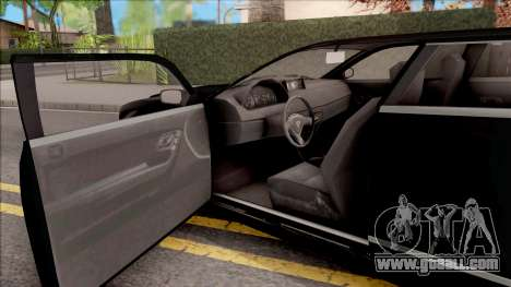 GTA IV Schyster PMP 600 IVF for GTA San Andreas inner view