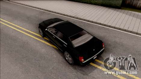 GTA IV Schyster PMP 600 IVF for GTA San Andreas back view