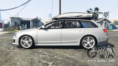 Audi RS6 Avant (C6) [add-on]