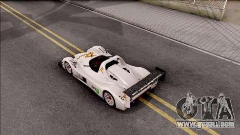 Radical SR8 RX v1 for GTA San Andreas back view