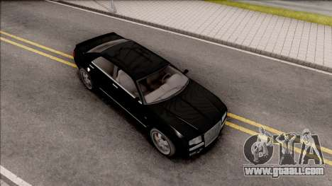 GTA IV Schyster PMP 600 IVF for GTA San Andreas right view