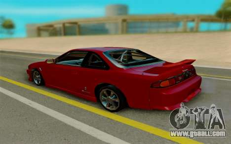 Nissan S14 for GTA San Andreas right view