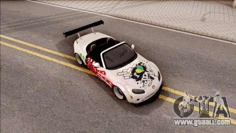 Mazda MX-5 JDM for GTA San Andreas