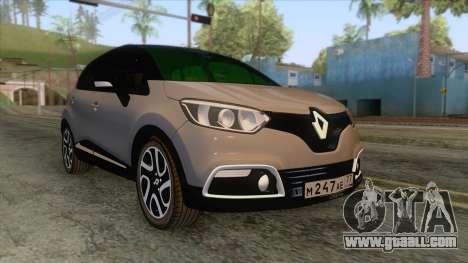 Renault Captur for GTA San Andreas
