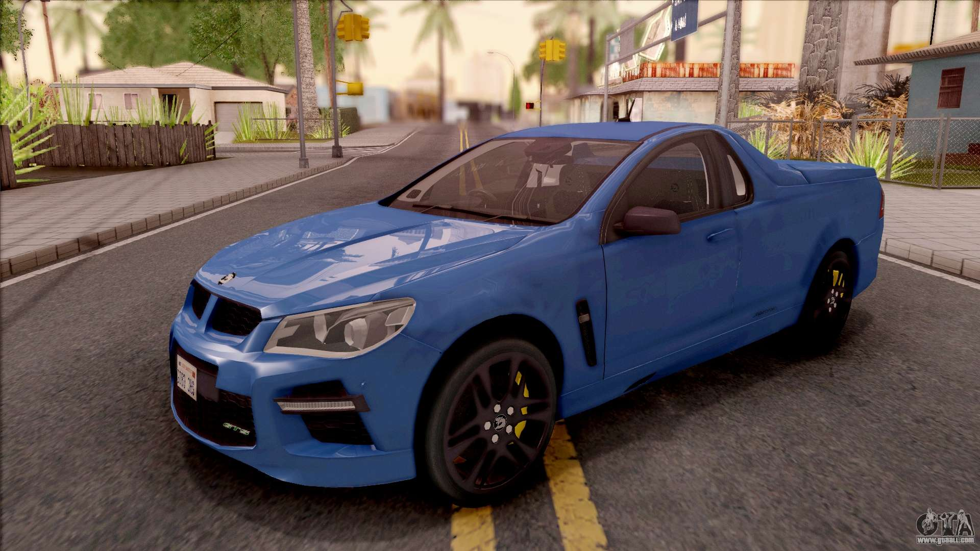 hsv limited edition gen f gts maloo 2014 v2 for gta san. Black Bedroom Furniture Sets. Home Design Ideas