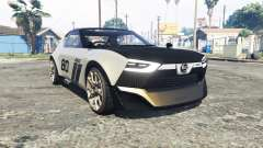 Nissan IDx Nismo concept [replace] for GTA 5