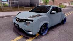 Nissan Juke Nismo RS 2014 Rocket BOUNNY Custom for GTA San Andreas