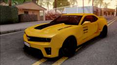 Chevrolet Camaro ZL1 Ngasal Works Kit