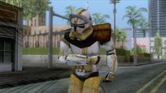 Star Wars JKA - Commander Bly Skin for GTA San Andreas