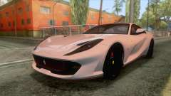 Ferrari 812 Superfast 2017 v2 for GTA San Andreas